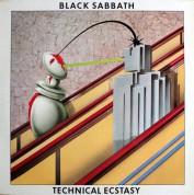 Black Sabbath: Technical Ecstasy - Plak