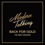 Modern Talking: Back For Gold (The New Versions) - Plak