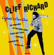 Cliff Richard: England'S Own Elvis - Plak