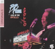 B.B. King: Live At The Apollo - CD