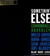 Cannonball Adderley: Somethin' Else (45rpm-edition) - Plak