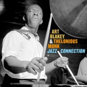 Art Blakey, Thelonious Monk: Jazz Connection (Images by Iconic Photographer Francis Wolff) - Plak