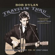 Bob Dylan: Travelin' Thru,1967 - 1969: The Bootleg Series Vol. 15 - Plak