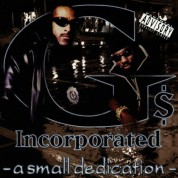G's Incorporated: A Small Dedication - CD