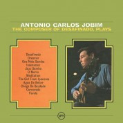 Antonio Carlos Jobim: The Composer Of Desafinado Plays - Plak