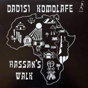 Dadisi Komolahe: Hassan's Walk - Plak