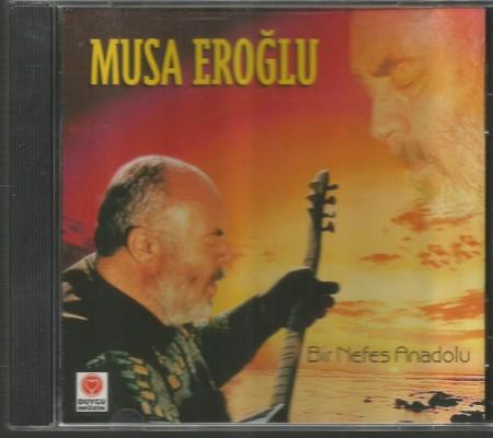 Musa Eroğlu: Bir Nefes Anadolu - CD