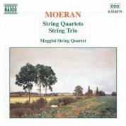 Moeran: String Quartets / String Trio - CD