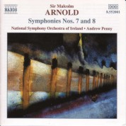 Arnold, M.: Symphonies Nos. 7 and 8 - CD