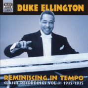 Duke Ellington: Ellington, Duke: Reminiscing in Tempo (1932-1935) - CD