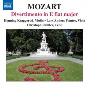 Henning Kraggerud: Mozart: Divertimento in E-Flat Major - CD