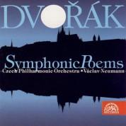 Czech Philharmonic Orchestra, Václav Neumann: Dvorak: Symphonic Poems - CD