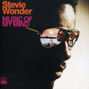 Stevie Wonder: Music Of My Mind - CD