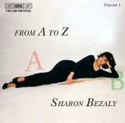 Sharon Bezaly: Solo Flavta from A to Z - Vol.1 - CD