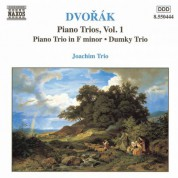 Dvorak: Piano Trio in F Minor / Piano Trio in E Minor, 'Dumky' - CD