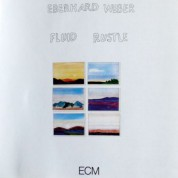 Eberhard Weber: Fluid Rustle - CD