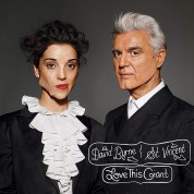David Byrne, St. Vincent: Love This Giant - CD