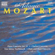 Çeşitli Sanatçılar: Mozart: Adagio - CD