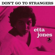 Etta Jones: Don't Go To Strangers - Plak