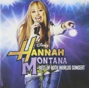 Hannah Montana: M. Cyrus (Live)/ Best of Both Worlds - CD