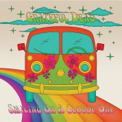 The Grateful Dead: Smiling on a Cloudy Day - Plak
