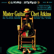Chet Atkins: Mister Guitar - Plak