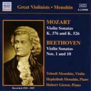 Mozart / Beethoven: Violin Sonatas (Menuhin) (1929-1947) - CD