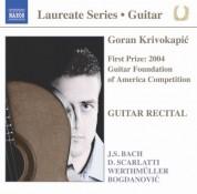 Guitar Recital: Goran Krivokapic - CD