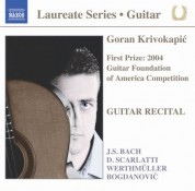 Guitar Recital: Goran Krivokapic - CD