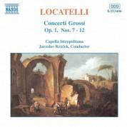 Locatelli: Concerti Grossi, Op. 1, Nos. 7-12 - CD