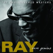 Ray Charles: Rare Genius: The Undiscovered Masters - CD