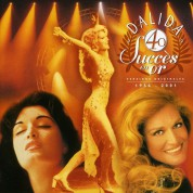 Dalida: 40 Succes En Or - CD