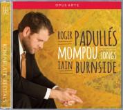 Mompou: Songs - CD