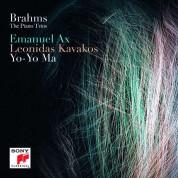 Yo-Yo Ma, Emanuel Ax, Leonidas Kavakos: Brahms: Piano Trios - CD