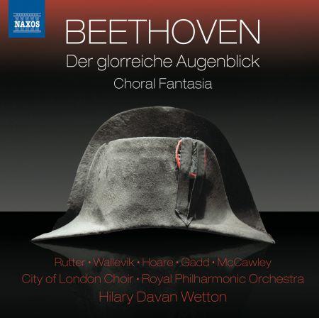 Hilary Davan Wetton: Beethoven: Der glorreiche Augenblick - Choral Fantasy - CD