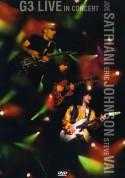 Joe Satriani: G3 Live In Concert - DVD
