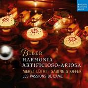 Les Passions de l'Ame, Meret Lüthi: Biber: Harmonia artificiosa-ariosa (Partiten 1-7) - CD
