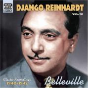 Django Reinhardt: Reinhardt, Django: Belleville (1940-1942) - CD