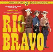 Dimitri Tiomkin, Dean Martin, Ricky Nelson: OST - Rio Bravo + 8 Bonus Tracks. (Presenting One Ricky Nelson Soundtrack Song Absent From Any Previous Issue!) - CD