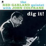 Red Garland, John Coltrane: Dig it! - Plak