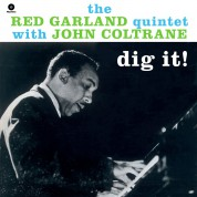 Red Garland, John Coltrane: Dig it! - Plak