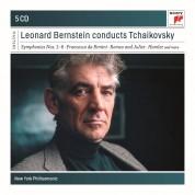 Leonard Bernstein, New York Philharmonic Orchestra: Bernstein Conducts Tchaikovsky - CD
