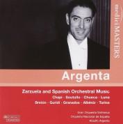 Ataúlfo Argenta: Zarzuela & Spanish Orchestral Music - CD