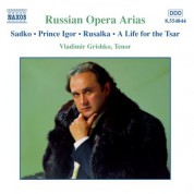 Russian Opera Arias, Vol. 2 - CD