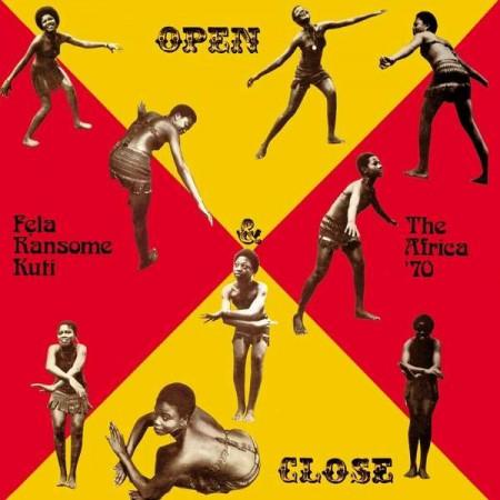 Fela Kuti: Open And Close - CD