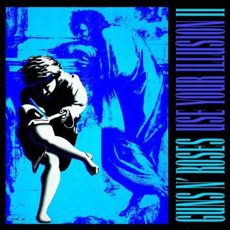 Guns N' Roses: Use Your illusion II - Plak