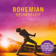 Queen, Freddie Mercury: Bohemian Rhapsody (Film Müzikleri) - Plak