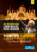 Norma Fantini, Francesco Meli, Rafal Siwek, Anna Smirnova, Symphonica Toscanini, Lorin Maazel: Verdi: Messa da Requiem - DVD
