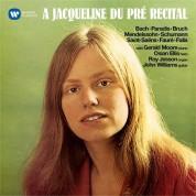 Jacqueline Du Pre: A Jacqueline du Pre Recital - CD