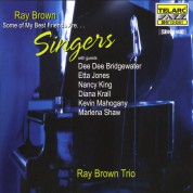 Ray Brown: Some Of My Best Friends Are ... Singers - CD